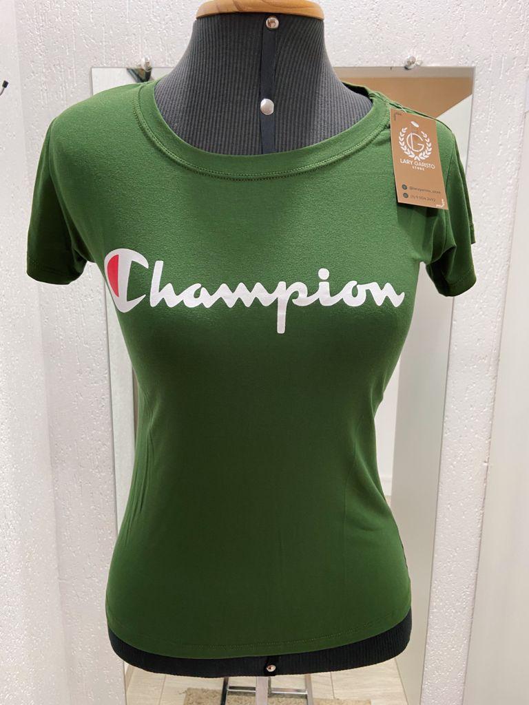 T-shirts Champion