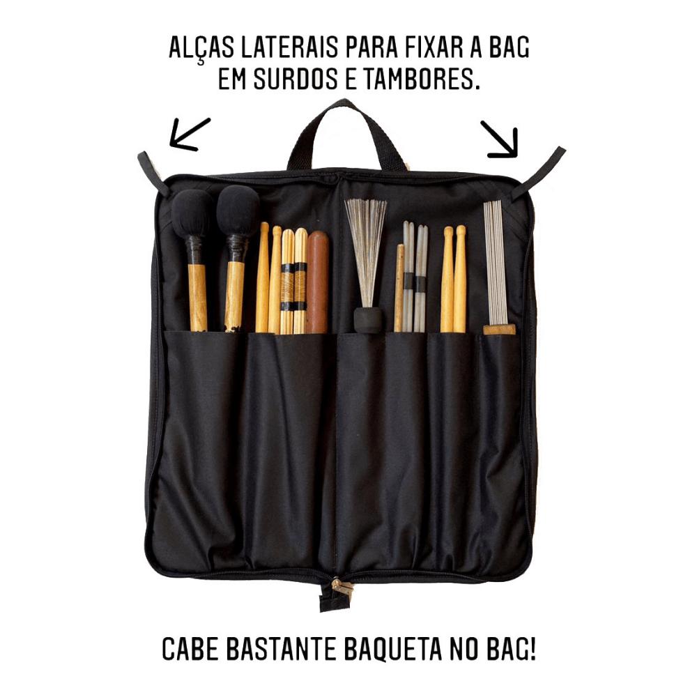 Bag de Baquetas Jhamma