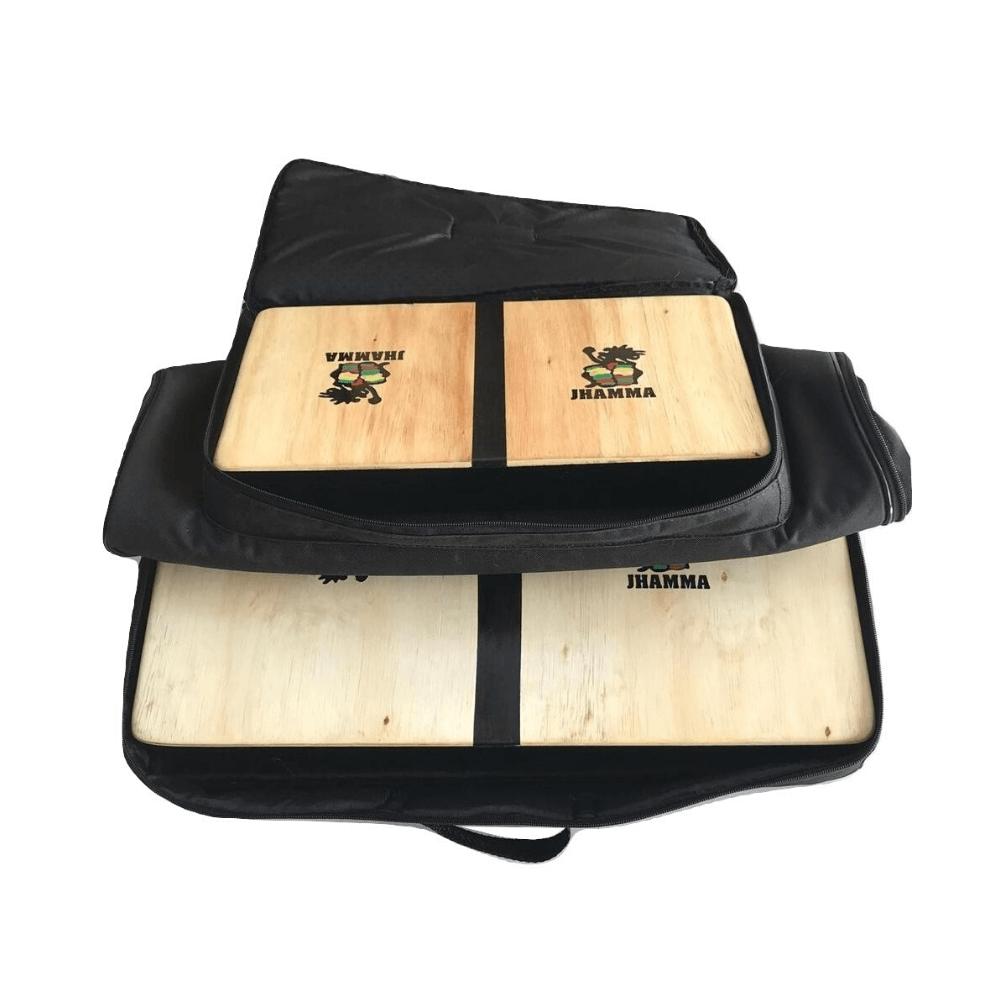 Bag Dupla para Bongô e Conga Compacta