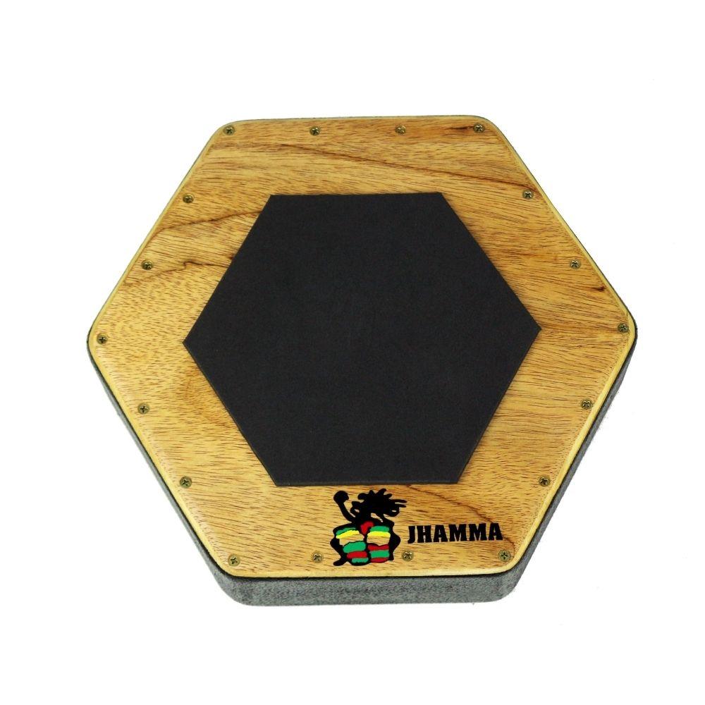 Caixa Cajon Acústica Jhamma Percussões