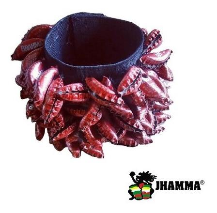 Canela Shaker De Metal Jhamma Percussões Efeito