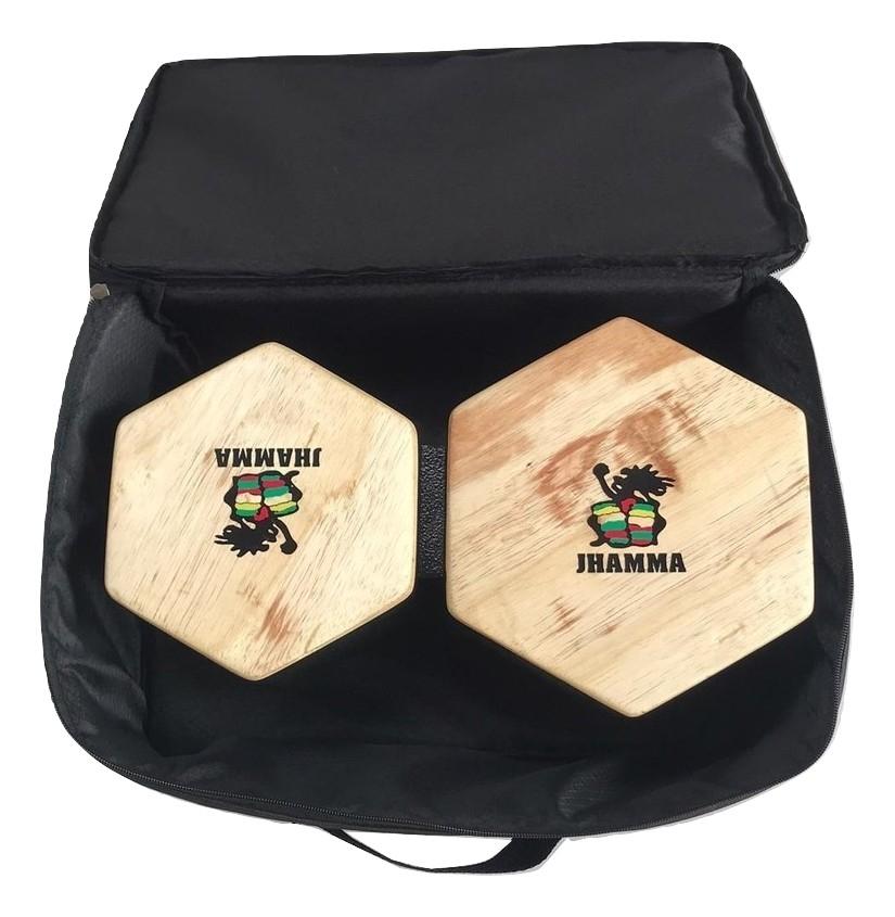 Bag Para Bongô / Bag para Efeitos Jhamma Percussões