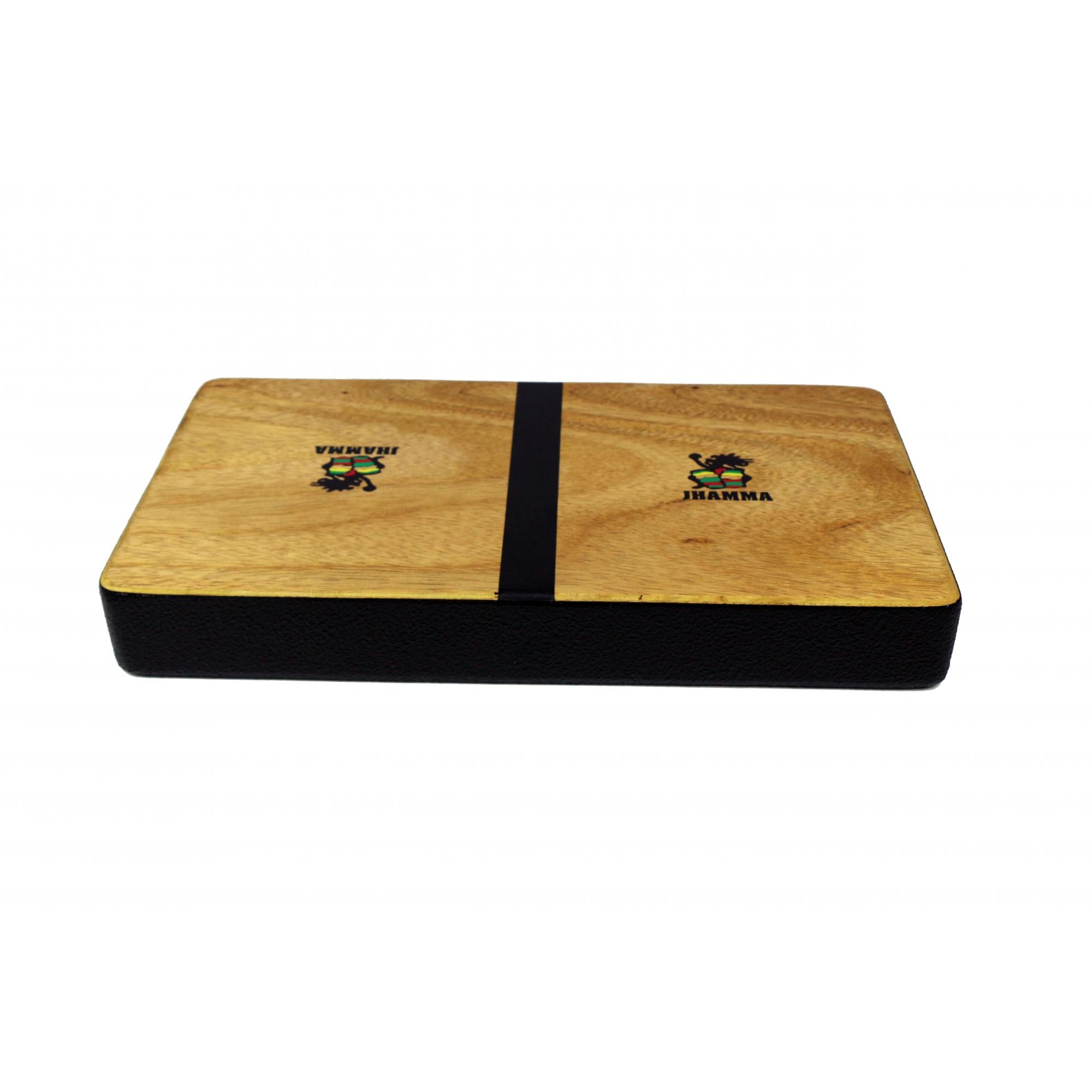 Conga Compacta + Bag Jhamma Percussões Conga de Colo