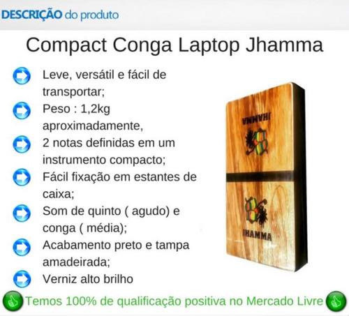 Conga Compacta Jhamma Congas Compactas Laptop