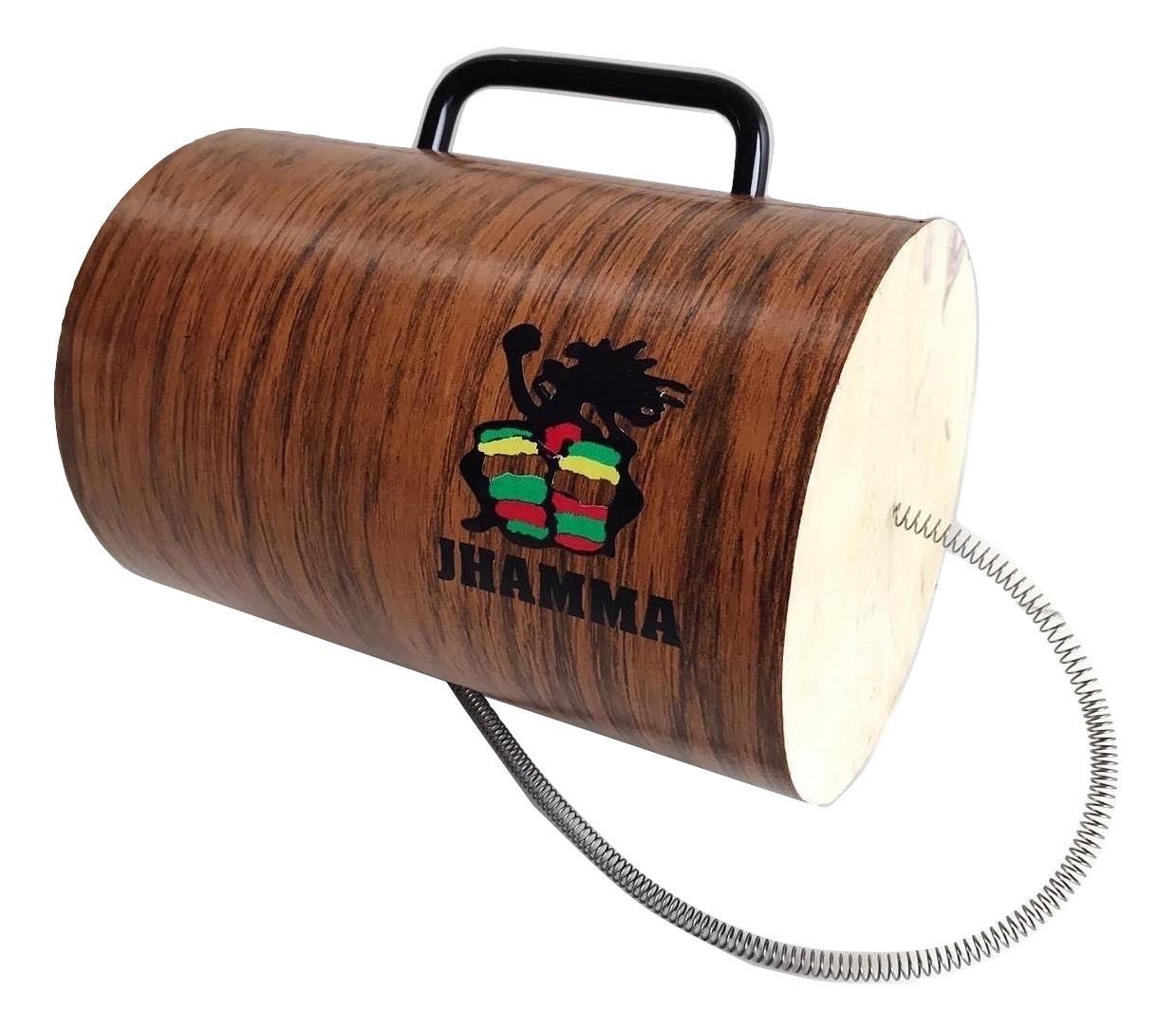 Efeito Percussão Trovão Grande Gigante Jhamma Tambor D Mola