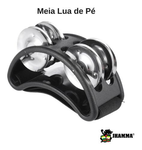 Meia Lua De Pé Para Cajón Jhamma