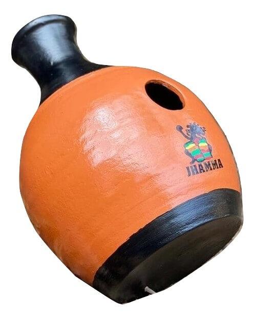 Udu Jhamma Percussões Moringa + Caixa Transportadora