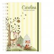 Caderneta de Saúde Floresta Menina