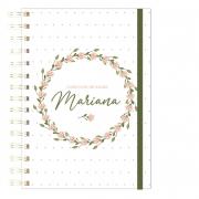 Caderneta de Saúde Guirlanda Floral