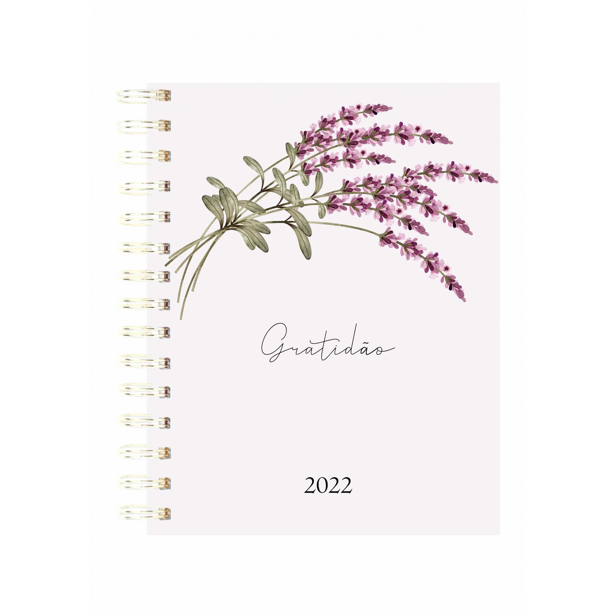 Agenda 2022 - Gratidão