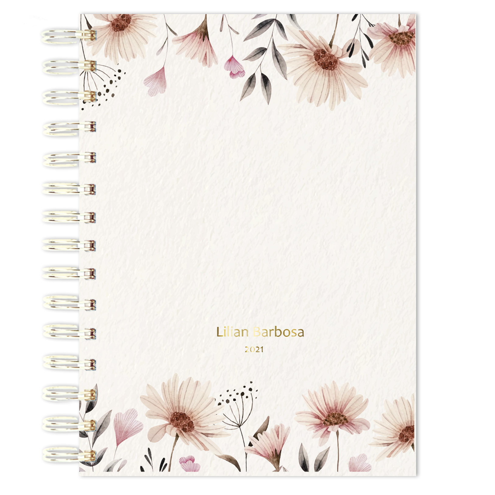 Agenda Floral Terra