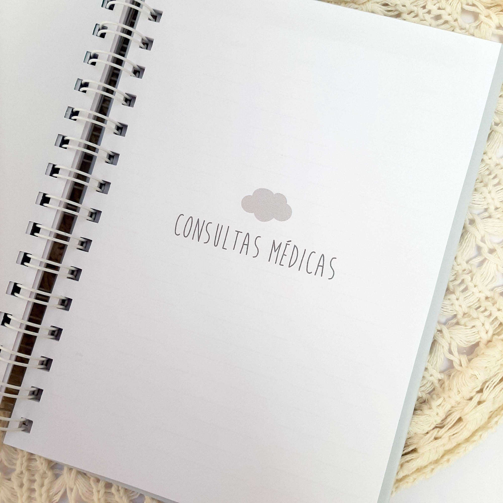 Caderneta de Saúde Amor em Flor