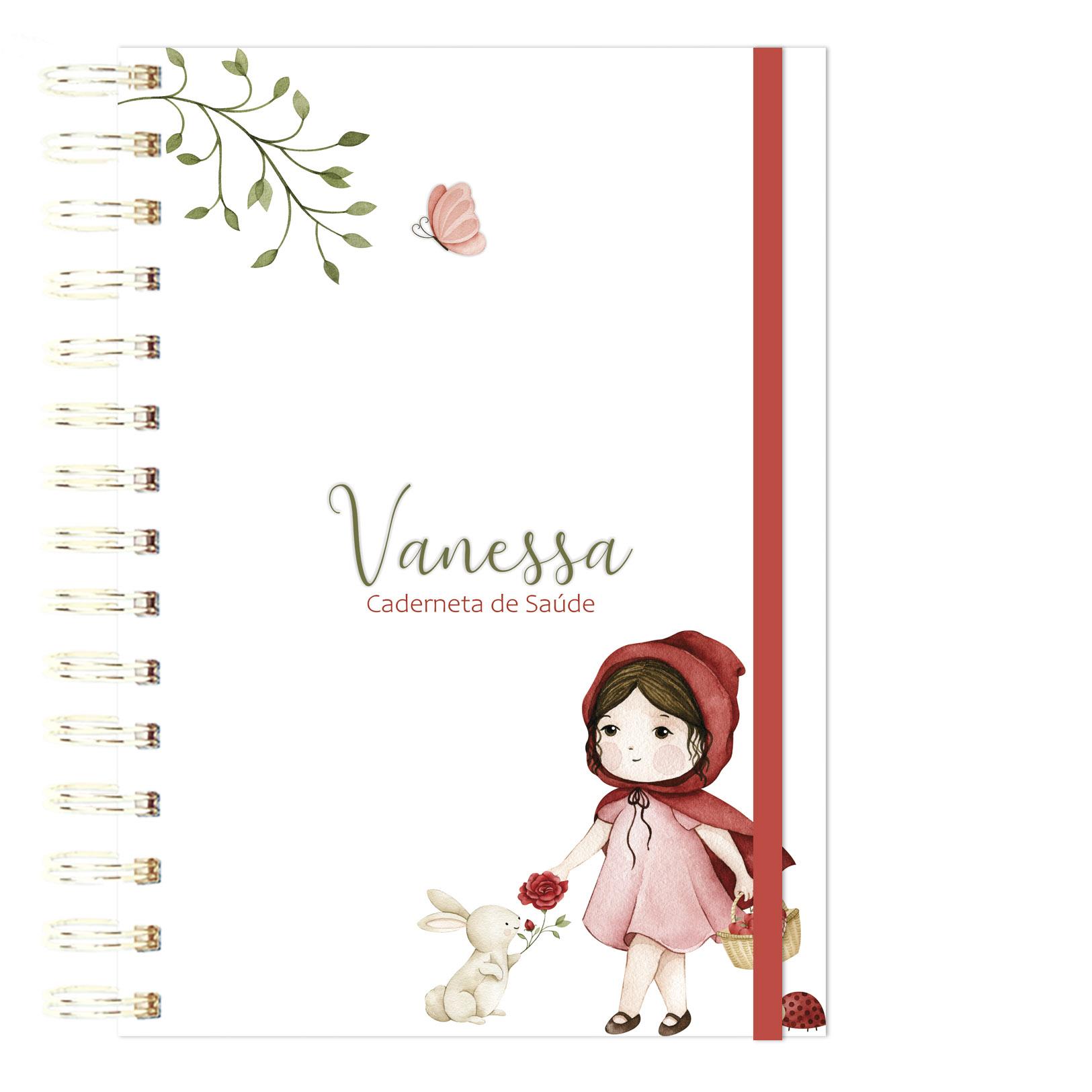 Caderneta de Saúde Chapeuzinho