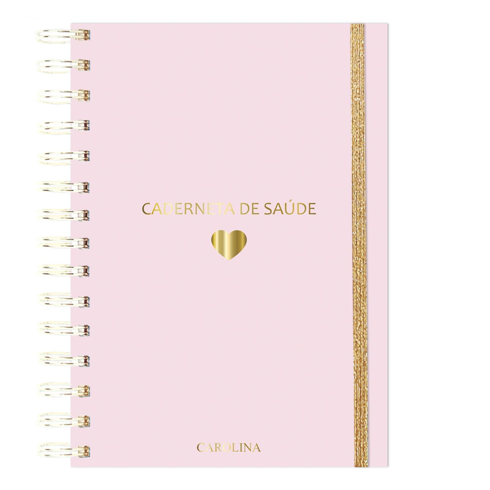 Caderneta de Saude Rosa