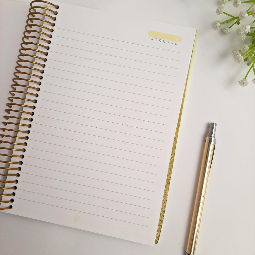 Caderno Amarelo