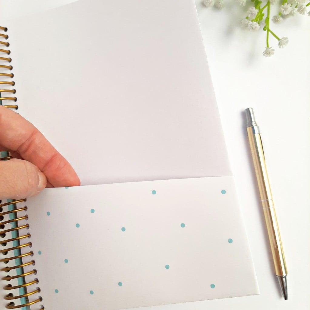 Caderno Tifany