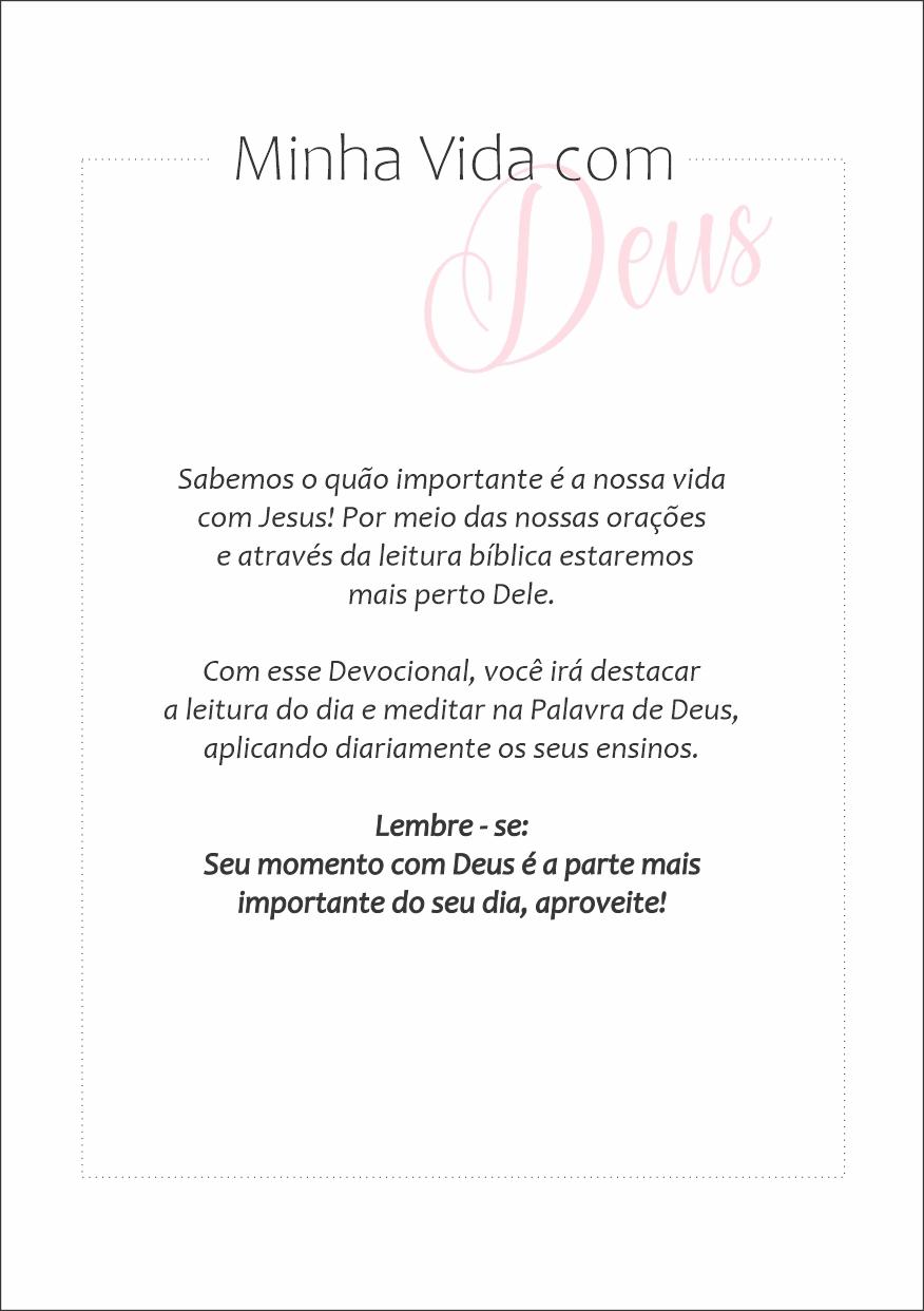 Devocional Diário Rosa