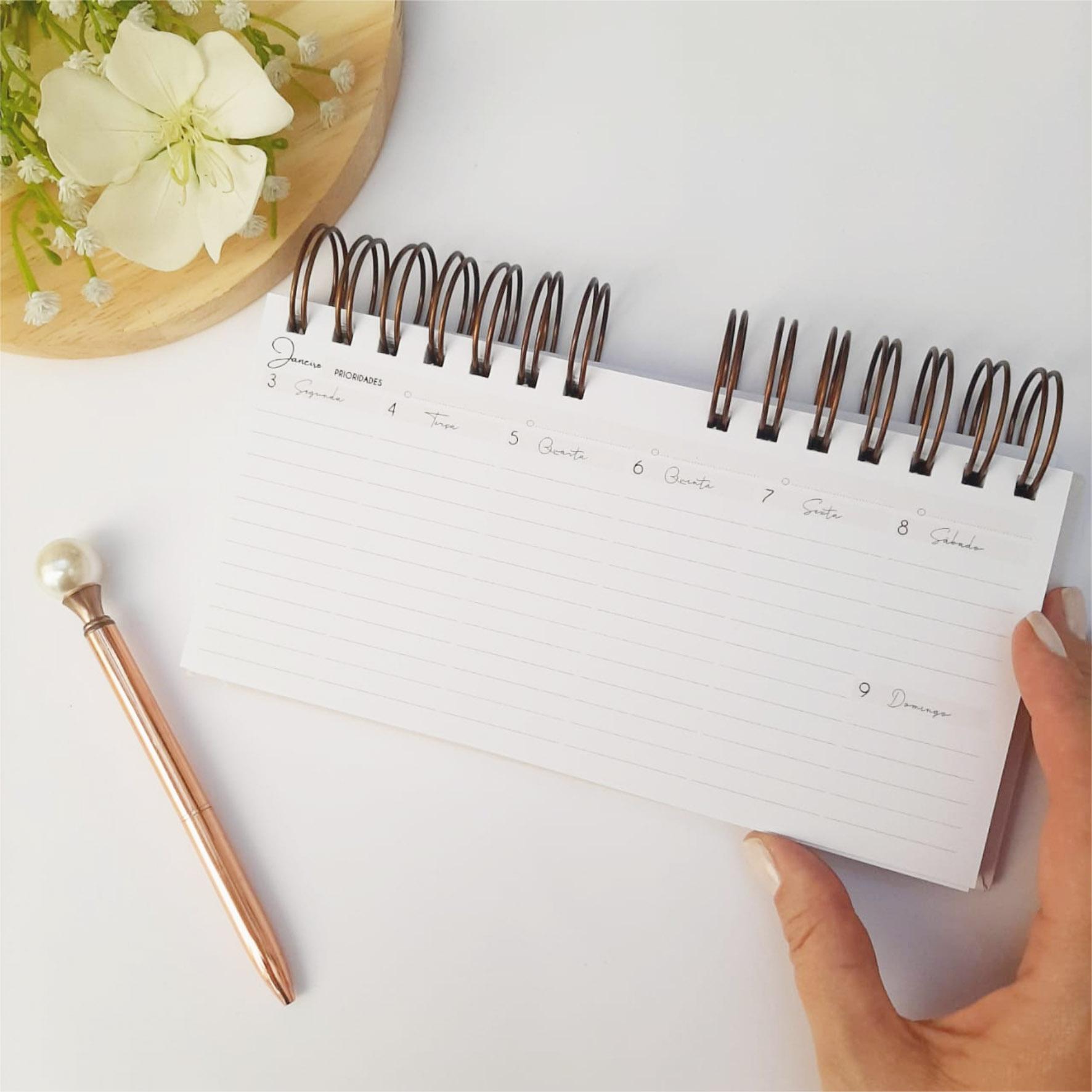 Mini Planner Classico