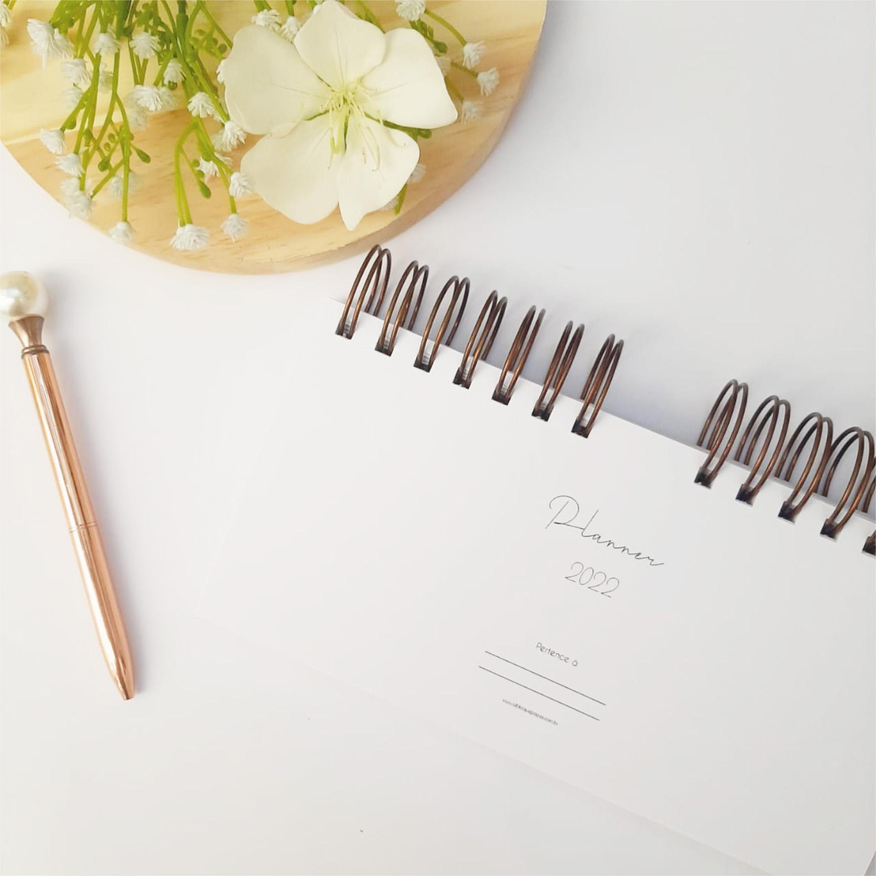Mini Planner Poá
