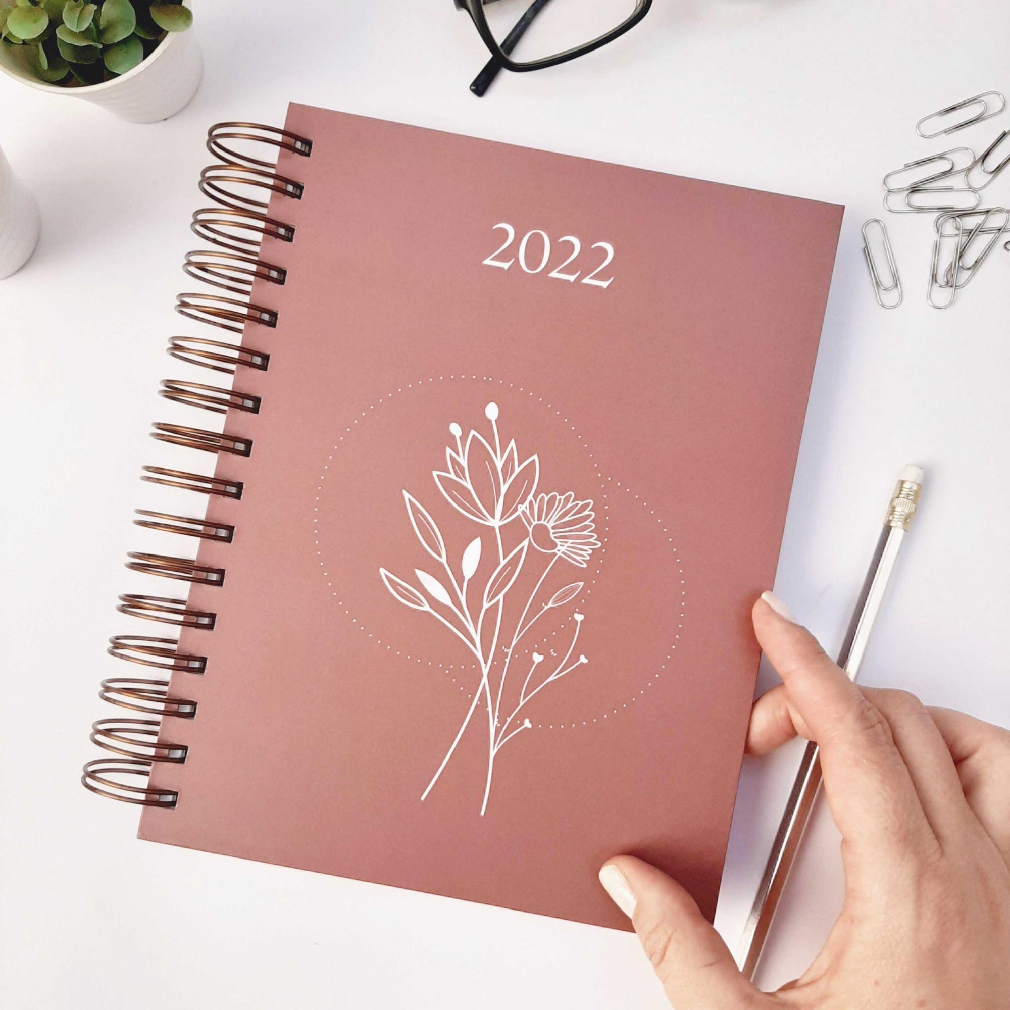 Planner 2022 - Marsala