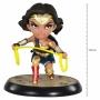 FIGURE DC COMICS - MULHER MARAVILHA COM LACO - QFIG DCC0604