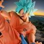 FIGURE DRAGON BALL SUPER - GOKU SUPER SAYAJIN BLUE