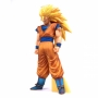 FIGURE DRAGON BALL Z - GOKU SUPER SAYAJIN 3 - GRANDISTA NERO REF: 21097/21098