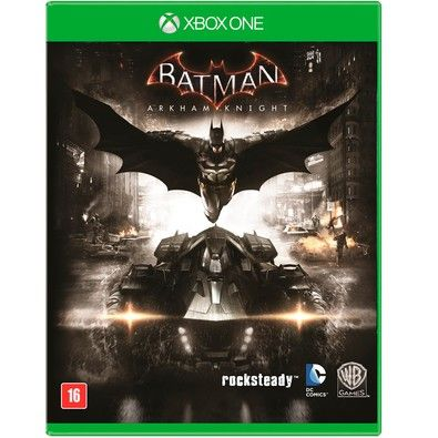BATMAN: ARKHAM KNIGHT XB1