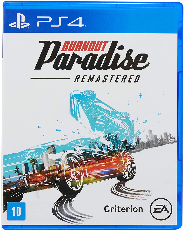 Burnout Paradise Remastered Br, PlayStation 4