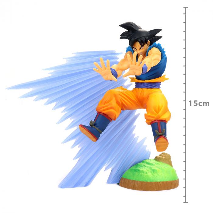 FIGURE DRAGON BALL Z - GOKU - HISTORY BOX - REF: 22720/16725