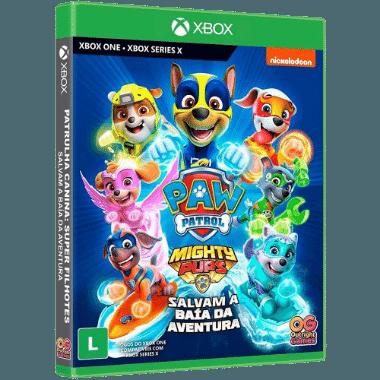GAME PATRULHA CANINA - SUPER FILHOTES - XBOX ONE