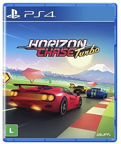 Horizon Chase Turbo PS4 - 1 Edicao - PlayStation 4