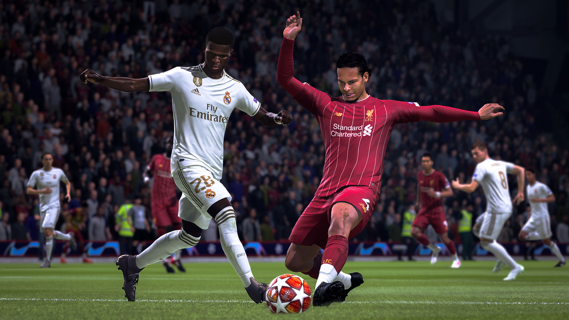 Jogo FIFA 20 Standard  -  PS4