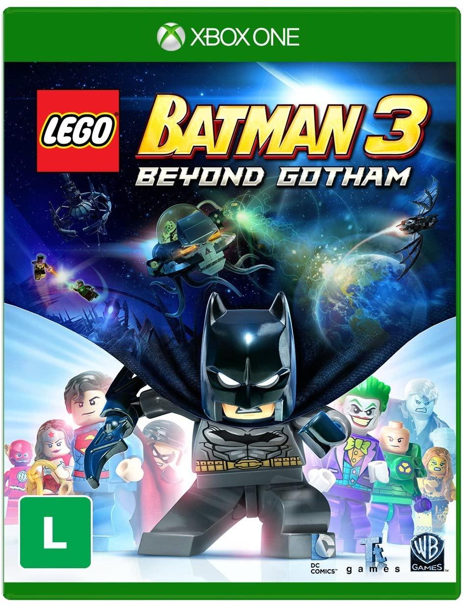 Jogo Lego Batman 3 - Beyond Gotham - Xbox One