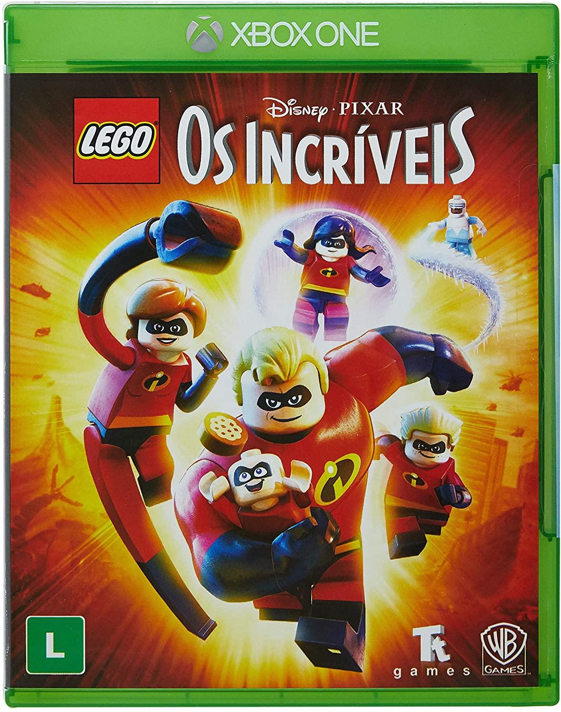 Lego - Os Incriveis - Xbox One