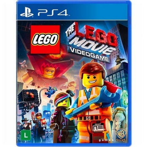 Lego The Movie Videogame - PS4