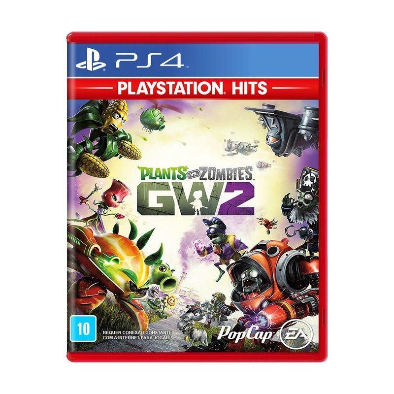 PLANTS VS ZOMBIES GW 2 HITS PS4GAME
