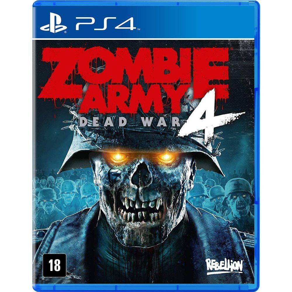 PS4 ZOMBIE ARMY 4
