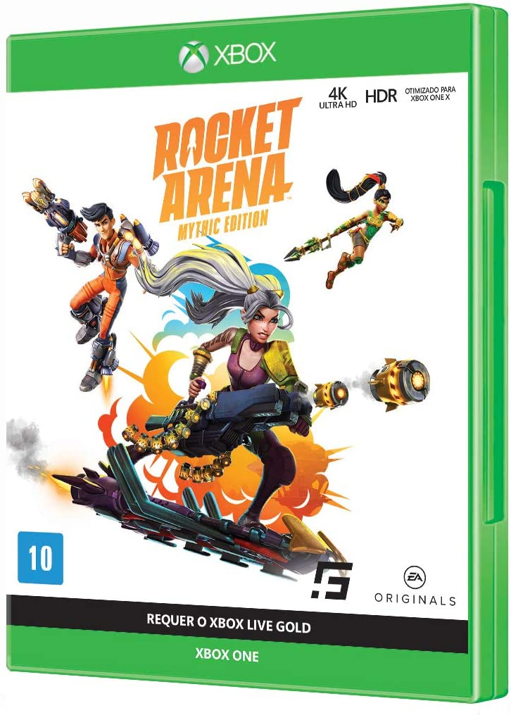Rocket Arena - Mythic Edition Xbox One - Portugues
