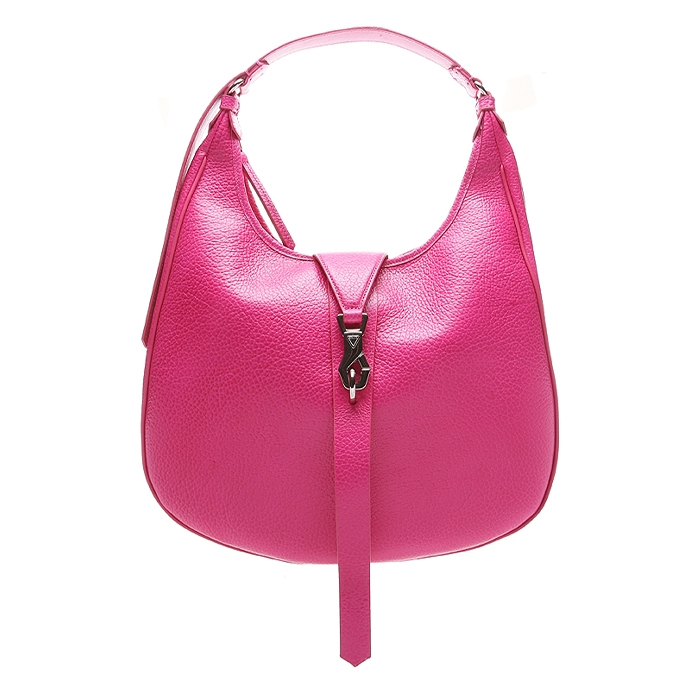 Bolsa Maxi Hobo Bag Berta Schutz - Pink