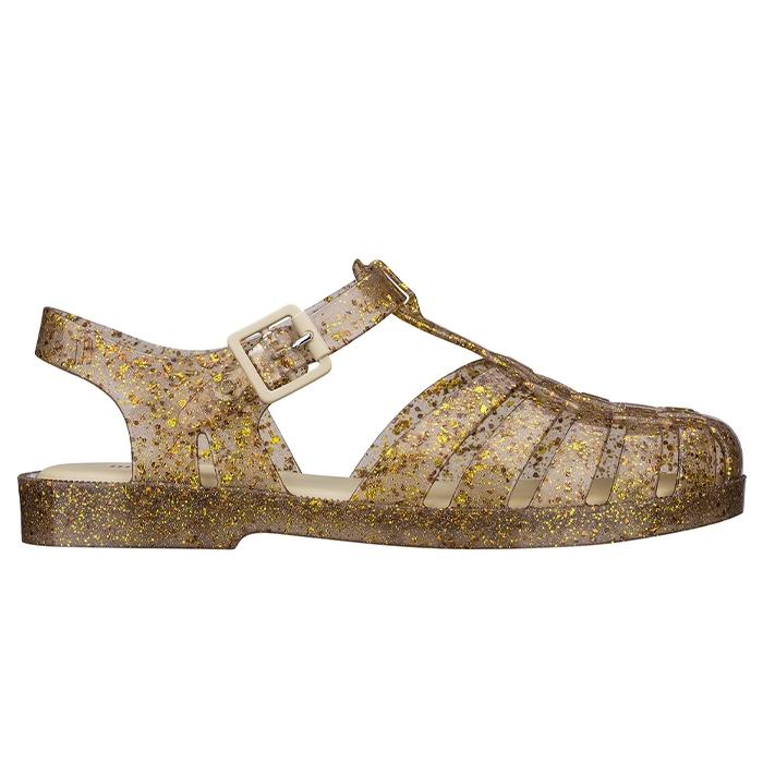 Melissa Possession - Dourada Glitter