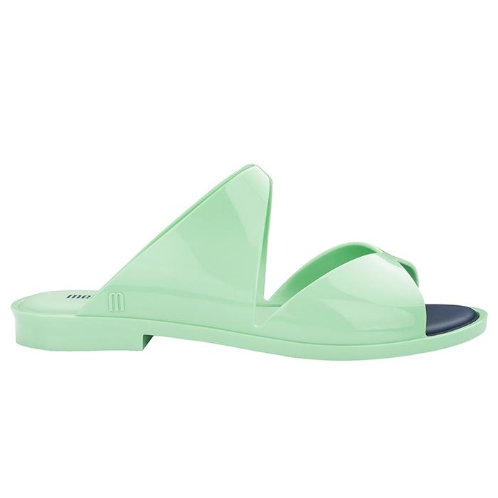 Melissa Silky Slide - Verde