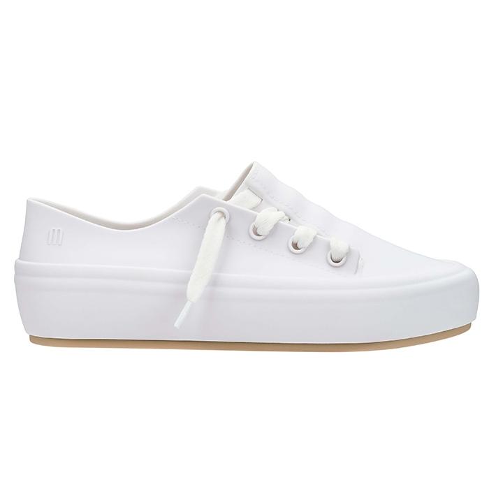 Melissa Ulitsa Sneaker - Branco/Bege