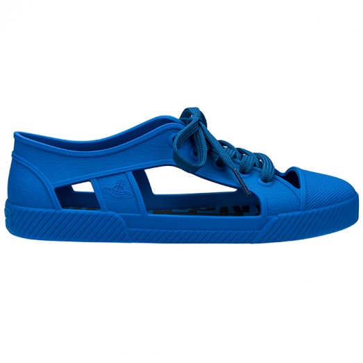 Melissa Vivienne Westwood Anglomania + Melissa Brighton Sneaker - Azul