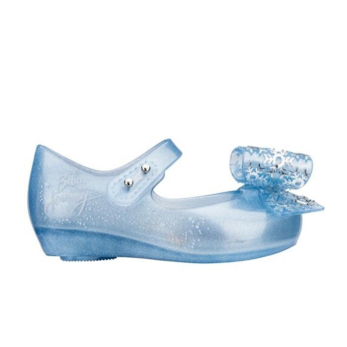 Mini Melissa Ultragirl + Frozen - Azul