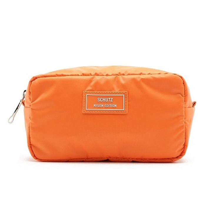 Necessaire Nylon Neon Schutz - Orange