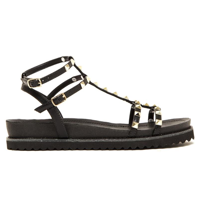 Sandália Sport Sandal Cecconello - Preta