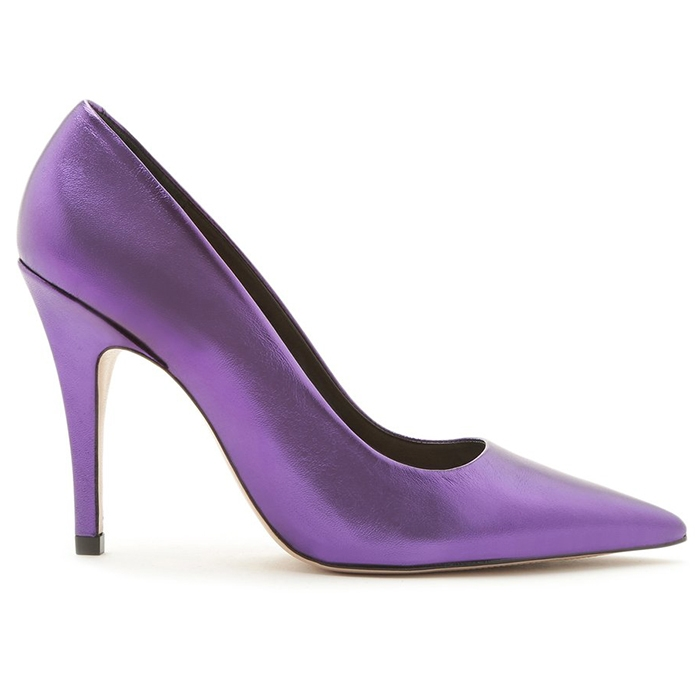 Scarpin Metallic Schutz - Purple