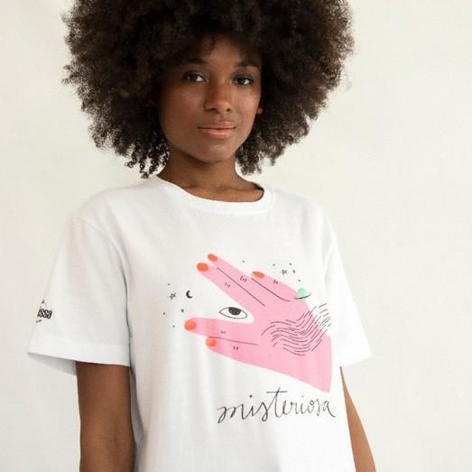 T-Shirt Cósmica - Escorpião