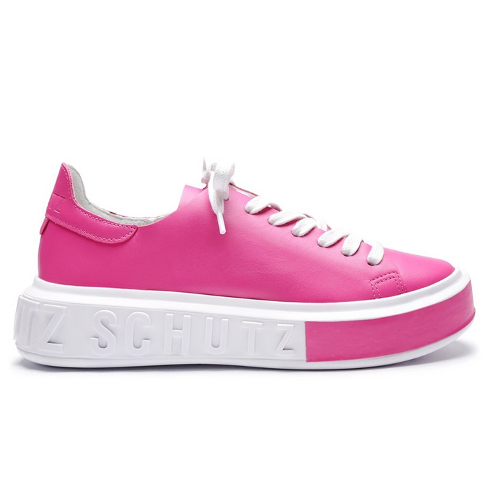 Tênis It Amarração Schutz - Pink